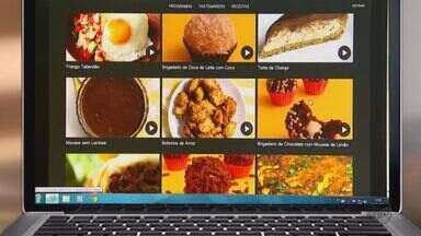 Toque Tec: sites e aplicativos ajudam na hora de cozinhar em casa - Toque Tec: sites e aplicativos ajudam na hora de cozinhar em casa