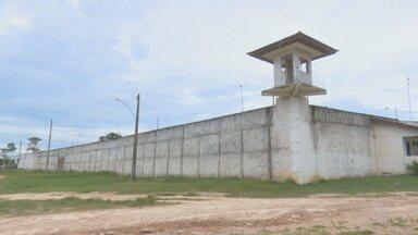 Segurança em presídio de Ji-Paraná deve ser reforçada - Novo sistema de vigilância deve ser implantado no setor de revista das visitas.
