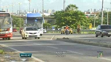 Fiscalização nas estradas é reforçada durante o feriado da Semana Santa - Operação é um trabalho conjunto dos órgãos de trânsito.