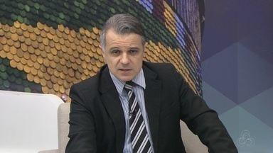 Especialista orienta sobre dívidas no AMTV - Professor Marcos Evangelista fala sobre assunto.