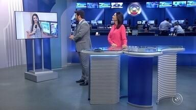 Confira os destaques do G1 desta terça-feira (29) - Mayara Corrêa apresenta a página especial do G1 que mostra detalhes da Nasa conta a trajetória do astronauta Marcos Pontes.