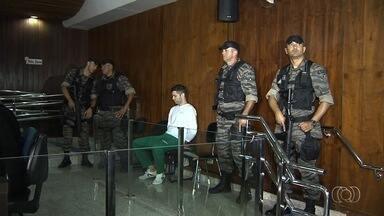 Susposto serial killer é julgado pela quarta acusação de homicídio - Tiago da Rocha já foi condenado por outros três homicídios, em GO.