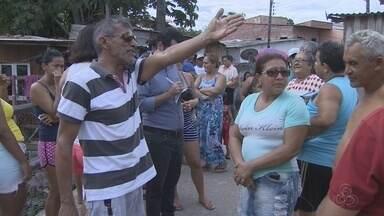 No AM, moradores do Bairro da União reclamam de valor de indenização para deixarem local - Valor é pouco segundo moradores.
