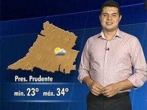 Saiba como ficam as temperaturas nesta quarta-feira - Tiago Rodrigues antecipa a previsão do tempo.