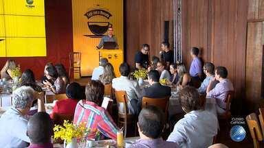 Tv Bahia apresenta novidades da programação para o ano de 2016 - Evento reuniu representantes do mercado de comunicação da capital baiana.