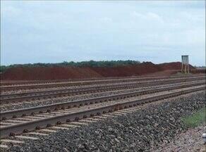 Terminais de cargas são inaugurados na Ferrovia Norte/Sul - Terminais de cargas são inaugurados na Ferrovia Norte/Sul