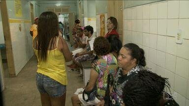 Pessoas com sintomas de doenças causadas pelo Aedes lotam hospitais em São Luís - Pessoas com sintomas de doenças causadas pelo Aedes lotam hospitais em São Luís
