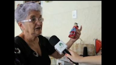 D. Mundinha no Cariri em Cena - Conheça a história dessa personagem do Cariri