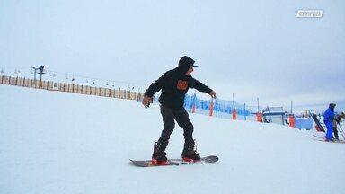 Dia De Skate E Snowboard No Chile