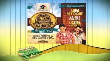 Confira a programação de eventos rurais pelo estado - Saiba como divulgar o seu evento na agenda do Bahia Rural.