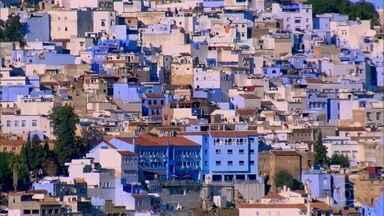 Cidade Azul já foi território proibido para os cristãos - As ruas e vielas fazem de Chefchaouen um lugar diferente e misterioso. Até cerca de 100 anos atrás só os muçulmanos podiam circular pelo local.