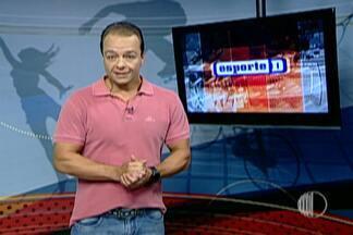 Íntegra Esporte D - 09/04/2016 - Confira os destaques da edição deste sábado (9).
