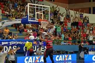 Mogi Basquete desputa vaga nas quartas de final do NBB, neste sábado - Time joga contra o Vitória, e na última sexta-feira (8), o time fez acertos para o jogo.
