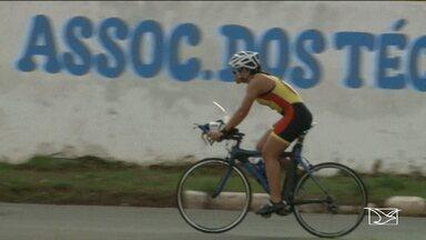 Maranhense é vice-campeã brasileira de triatlo - Shirley Orivane acaba de ser vice-campeã brasileira e já planeja uma nova participação no mundial da modalidade.