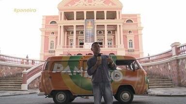 Manauaras soltam a voz no 'Cante aí, maninho' - Com uma kombi, apresentador visita lugares em buscas de novas vozes.
