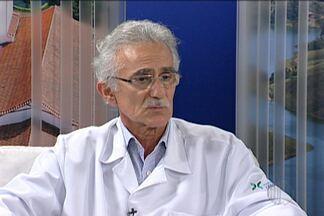 Pneumologista explica detalhes sobre o H1N1 e sua imunização - Doutor Olavo Ribeiro Rodrigues orienta população sobre a doença que, neste ano, antecipou calendário de vacinação.