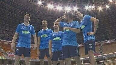 Vôlei Campinas enfrenta Cruzeiro na final da Superliga de Vôlei - O jogo acontece neste domingo (10).