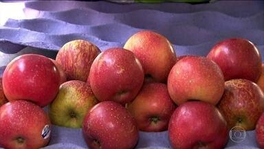 Alimentos frescos estão mais caros - Preço da cenoura cresceu, no país, 88% nos três primeiros meses do ano.