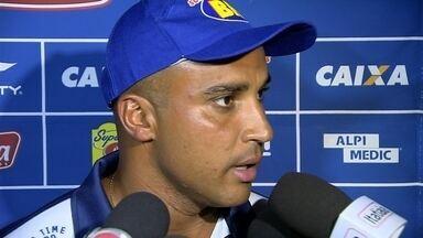 Técnico Deivid analisa vitória do Cruzeiro sobre o Boa Esporte, em Varginha - Técnico Deivid analisa vitória do Cruzeiro sobre o Boa Esporte, em Varginha