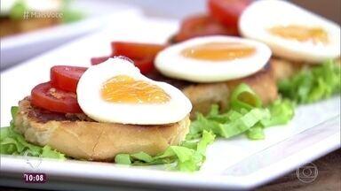 Baguete com Carne Moída - Aprenda a fazer um petisco delicioso e bem diferente!