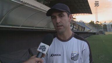 Bragantino realiza treino secreto para jogo contra o Batatais - Técnico do Braga, Leo Condé, fala sobre expectativas sobre a disputa.