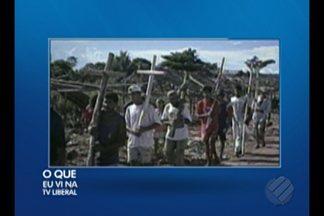 Telespectador relembra massacre em Eldorado dos Carajás - Caso completa 20 anos no próximo dia 17 de abril.