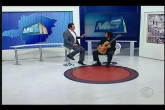 Nova temporada do 'Concertos Tribanco' é apresentada em Uberlândia - O músico chileno Alejandro Cortés abre a temporada com o recital de violão, nesta sexta-feira (15), a partir das 20h.
