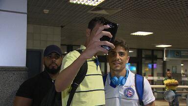 Luisinho marca gol volta a brilhar no Bahia - Jogador é importante para o time, que está na reta final de duas competições: Copa do Nordeste e Campeonato Baiano.