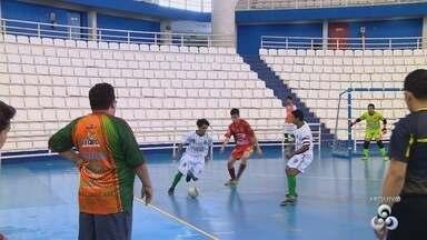 Futsa Sub-17 do Amazonas pode ser suspenso de competições nacionais - Imbróglio entre equipes locais e nomes pode impedir participação no Brasileiro