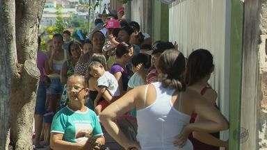 Moradores de Campo Belo (MG) estão preocupados com a falta de vacinas contra a gripe H1N1 - Moradores de Campo Belo (MG) estão preocupados com a falta de vacinas contra a gripe H1N1