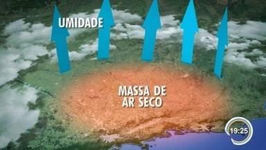 São José teve máxima de 32ºC - Calor de abril está acima do normal.