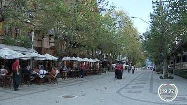 Campos do Jordão deve ser destino escolhido por turistas na próxima semana - Turistas devem prolongar folga na serra.