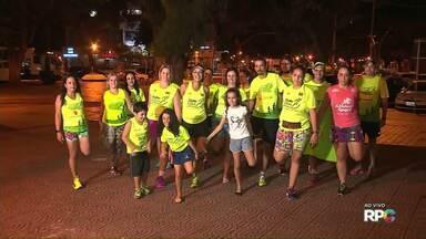 Inscrições para a corrida Tiradentes terminam no próximo domingo - Muita gente já se inscreveu e está se preparando para a corrida.