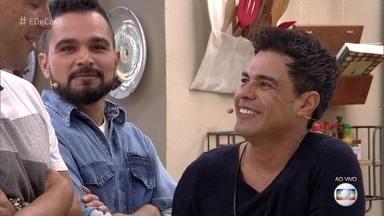 Zezé di Camargo e Luciano falam sobre primeiro emprego - Dupla relembra os tempos em que ainda não se dedicavam à música