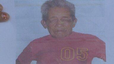 No AP, família busca por idoso de 79 anos desaparecido há quase 4 meses - No AP, família busca por idoso de 79 anos desaparecido há quase 4 meses