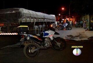 Samu registra 12 acidentes de trânsito por dia em Montes Claros - Muitas vezes as vítimas são crianças e idosos.