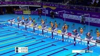 Nadadores brasileiros buscam vaga nos jogos do Rio no Troféu Maria Lenk - César Cielo ainda não garantiu vaga nas olimpíadas do Rio.