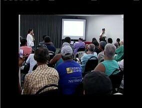 Afluentes do Rio Doce podem ter pesca proibida em MG - Instituto Estadual de Florestas realizou audiência pública para debater tema.