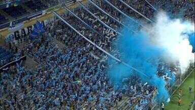 Grêmio vence o Toluca e garante uma das melhores campanhas entre os segundos colocados - Tricolor espera por uma combinação de resultados para conhecer o próximo adversário.