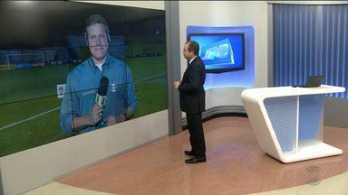 JPB mostra as últimas informações antes do jogo Campinense e Cruzeiro - O Repórter Danilo Alves vai participar da transmissão nacional da partida.