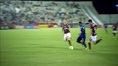 Confira os melhores momentos do empate sem gols entre Campinense e Cruzeiro - Confira os melhores momentos do empate sem gols entre Campinense e Cruzeiro