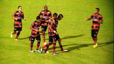Os gols de Flamengo-PI 3 x 1 Piauí pelo returno do Campeonato Piauiense - Os gols de Flamengo-PI 3 x 1 Piauí pelo returno do Campeonato Piauiense