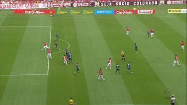 Veja os melhores momentos de Inter 3 x 0 São Paulo-RS - Assista ao vídeo.