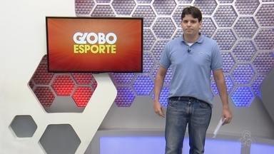 Veja a íntegra do Globo Esporte AM desta quinta (21) - Assista ao programa completo, exibido na Rede Amazônica-AM.