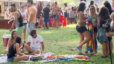 Grande piquenique comemora 56 anos de Brasília - São diversas atrações, como feira, música e muitas outras coisas para toda a família.