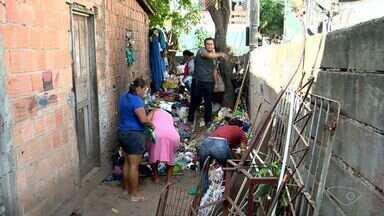 Moradores de Vitória se unem para combater o Aedes aegypti - Casos de dengue e zika têm caído bastante esse ano.