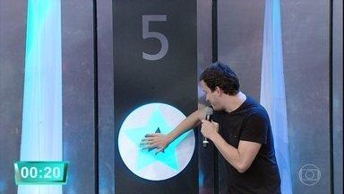 Rafael Cortez toca a campainha e banda Vingadora sai da porta 5 - Confira!