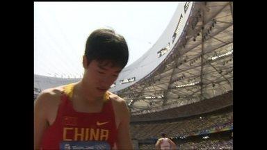 Pílulas Olímpicas: Herói nacional, Liu Xiang abandona prova nas Olimpíadas de 2008 - Pílulas Olímpicas: Herói nacional, Liu Xiang abandona prova nas Olimpíadas de 2008