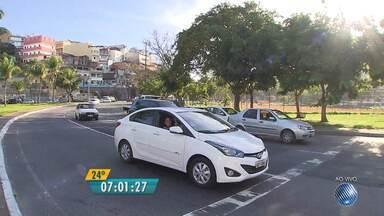 Veja imagens do trânsito nos Barris, na LIP e na Avenida Paralela - Confira no Radar do JM.