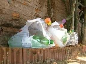 SPTV continua a acompanhar a falta de coleta seletiva nos bairros - Moradores reclamam do serviço em Presidente Prudente.